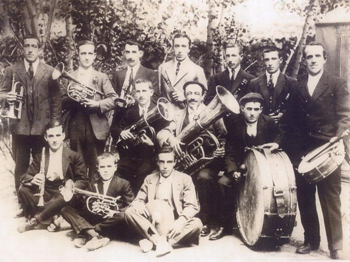 Orquesta antigua de Munilla